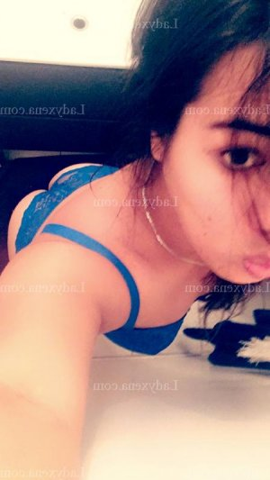 Marie-sandra plan cul escorte girl